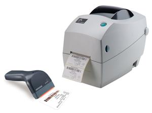 LisaSafe Label Printer